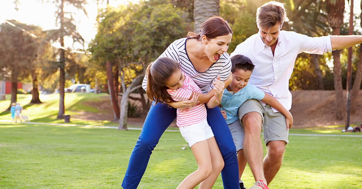 Reglas para tener una familia feliz